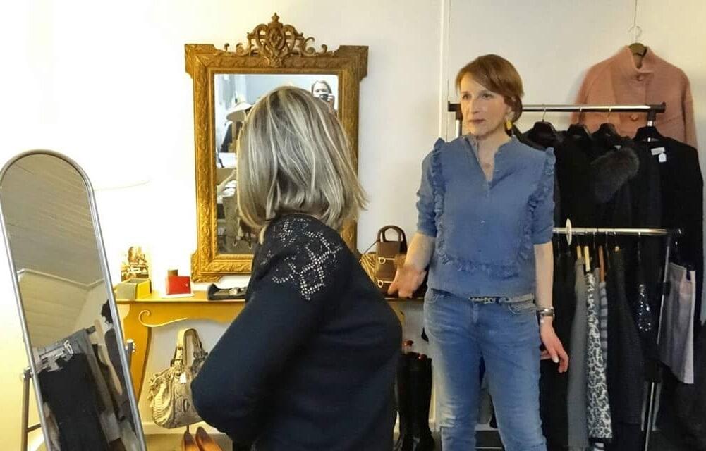 Karine, Mademoiselle MarKes, Prestations Coaching Dressing