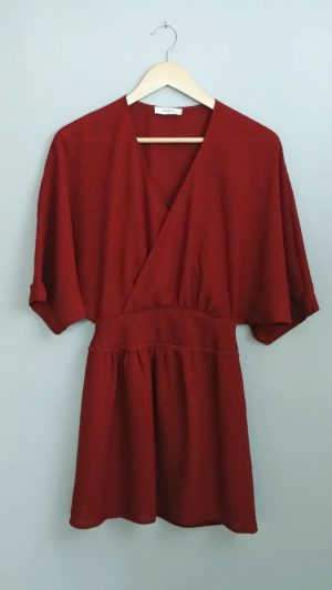 Robe rouge Zima Ba&sh 34