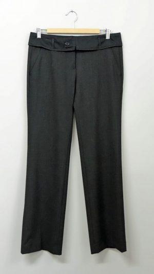 Pantalon droit gris Comptoir des Cotonniers 40