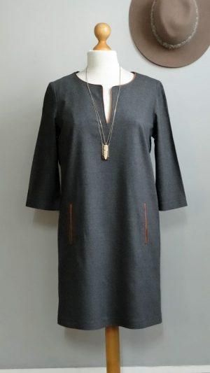 Robe Nidji Comptoir des Cotonniers 40