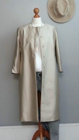Manteau soie mélangée MaxMara 42