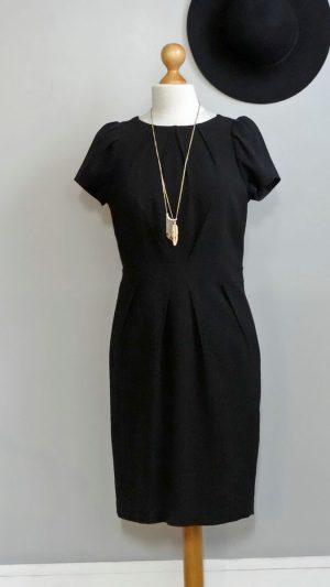 La petite robe noire Tara Jarmon 38