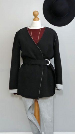 Veste version kimono Zapa 38