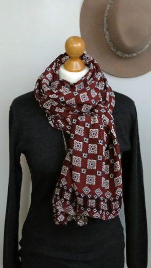 Grand foulard imprimés Stella Forest