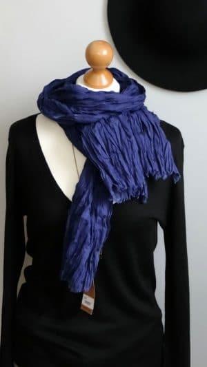 Grand foulard coton Neuf étiquette Bellerose