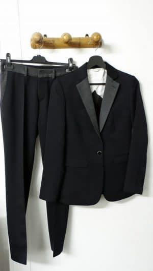 Tailleur pantalon Chloé Stora 34