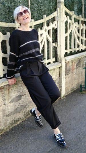 Pantalon carrot Comptoir des Cotonniers