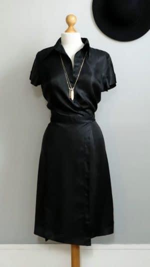 Robe portefeuille Isabel Marant