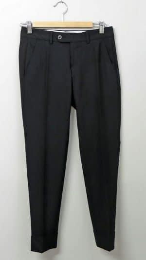 Pantalon chic 7/8 noir Quiet